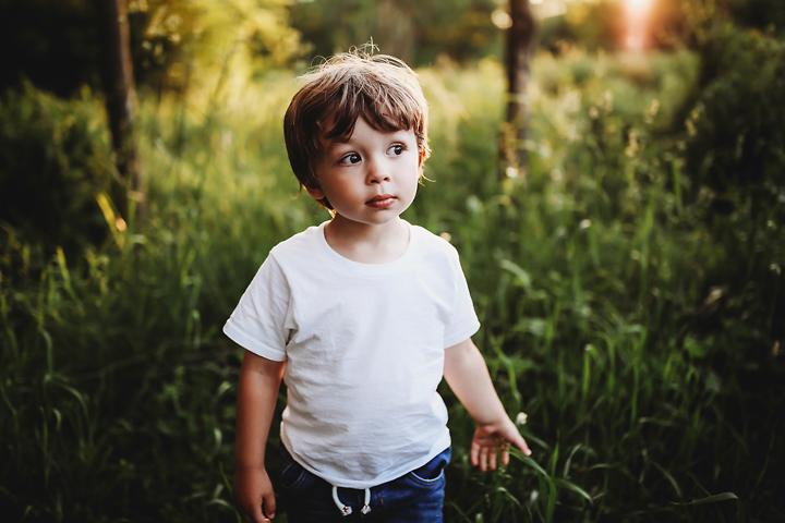 cute little Johnson boy Plainwell Michigan child photographer