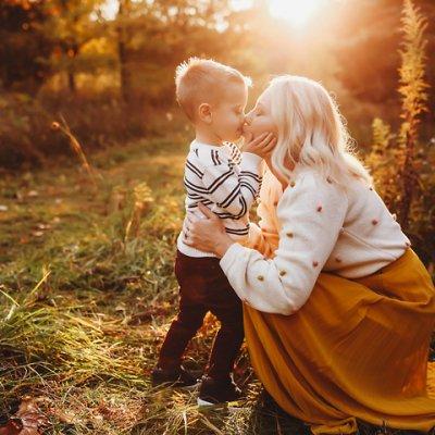 Fall Family Session in Kalamazoo