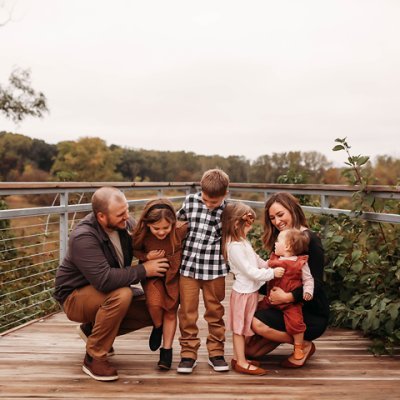 Family Photographer in Portage MI